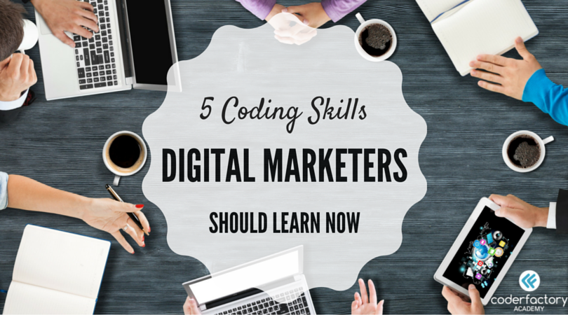 Skills that are important for one to become a digital marketer