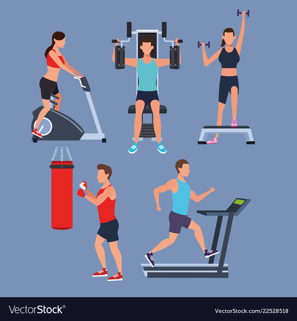 Exercise: 6 benefits of regular physical activity